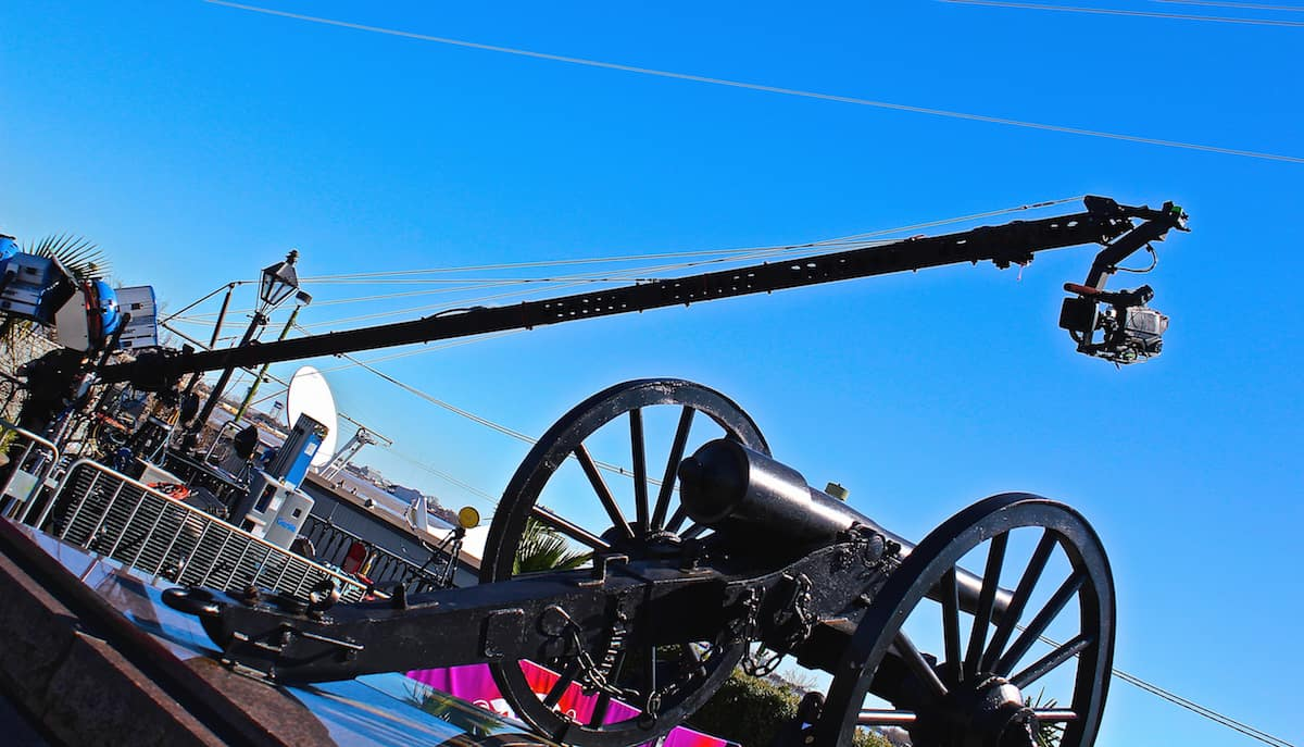 Jackson Square Cannon